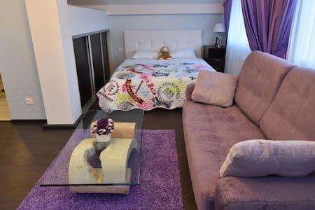 Апартаменты в СПА королевского уровня Family Lab - Tver' - Apartment