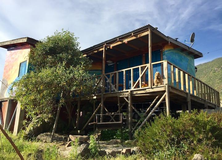 Playa Totoralillo - La Casa de Colores