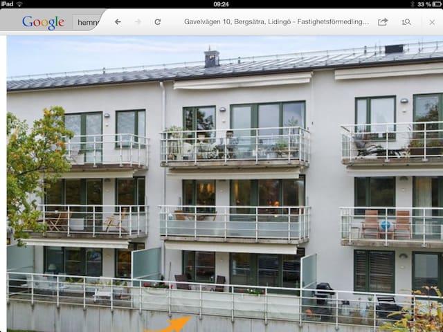 Balkonny on the 3 floor