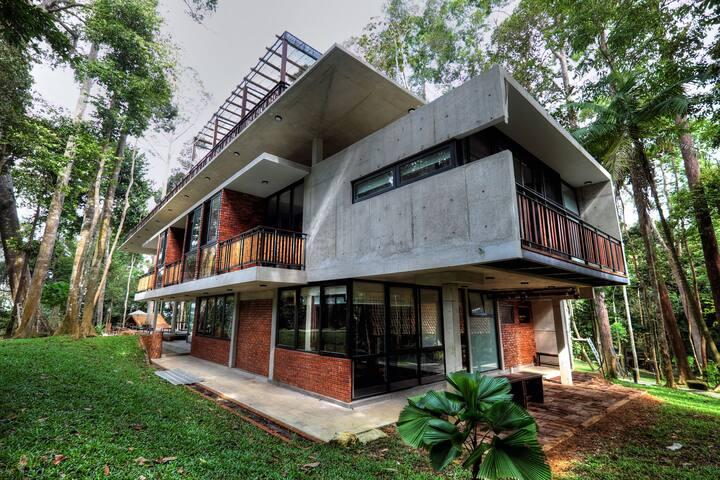 Twinkle Villa - Chengal House - Bentong