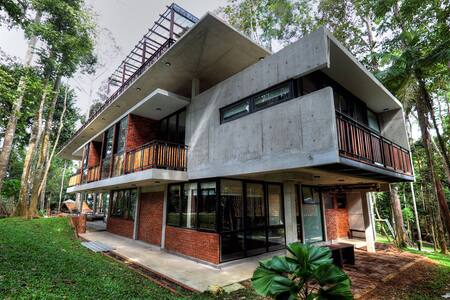 Twinkle Villa - Chengal House - Bentong
