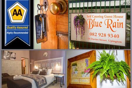 Blue Rain Guest House.  9 rooms. 2 family units