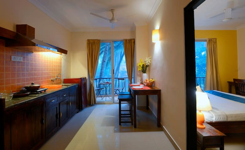 Comfy Apartment stay close to nature in Majorda