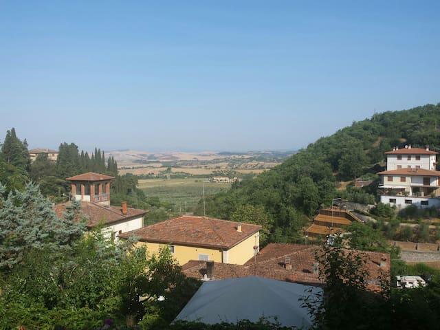 Il Sentino Holidays House - Serre di Rapolano - Leilighet