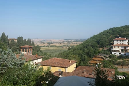 Il Sentino Holidays House - Serre di Rapolano - อพาร์ทเมนท์