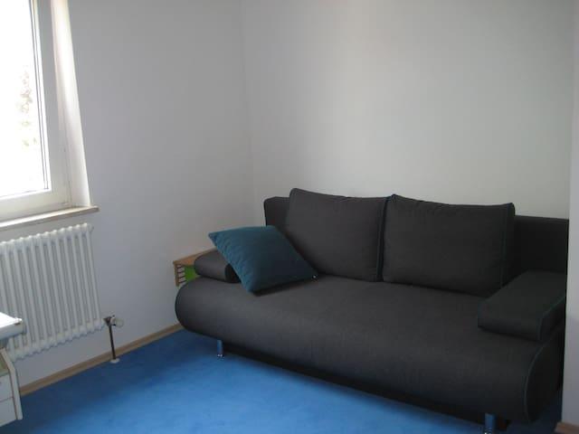 Eigenes Zimmer in Wohnung - Neu-Ulm - Leilighet