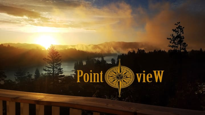 POINT OF VIEW - Cozy Home with a great Lake View
