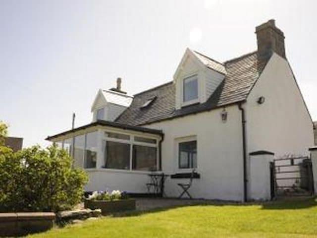 John Naver's Cottage, Bettyhill