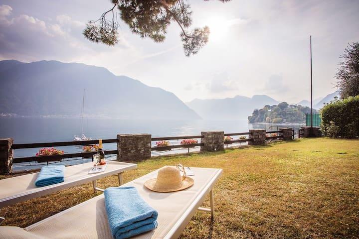 Ossuccio Villa on the Lake