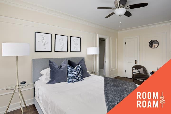 RB | STUDIO | 607 · Room & Roam | Country Club Plaza | Historic Studio