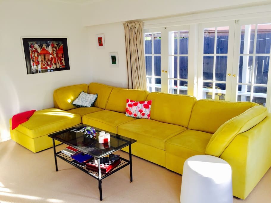 Living room - please make your self at home