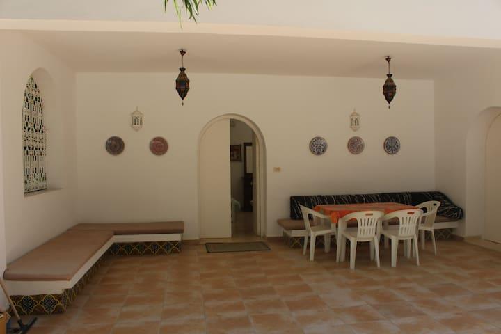 Belle résidence près de la mer à Korba, Tunisie