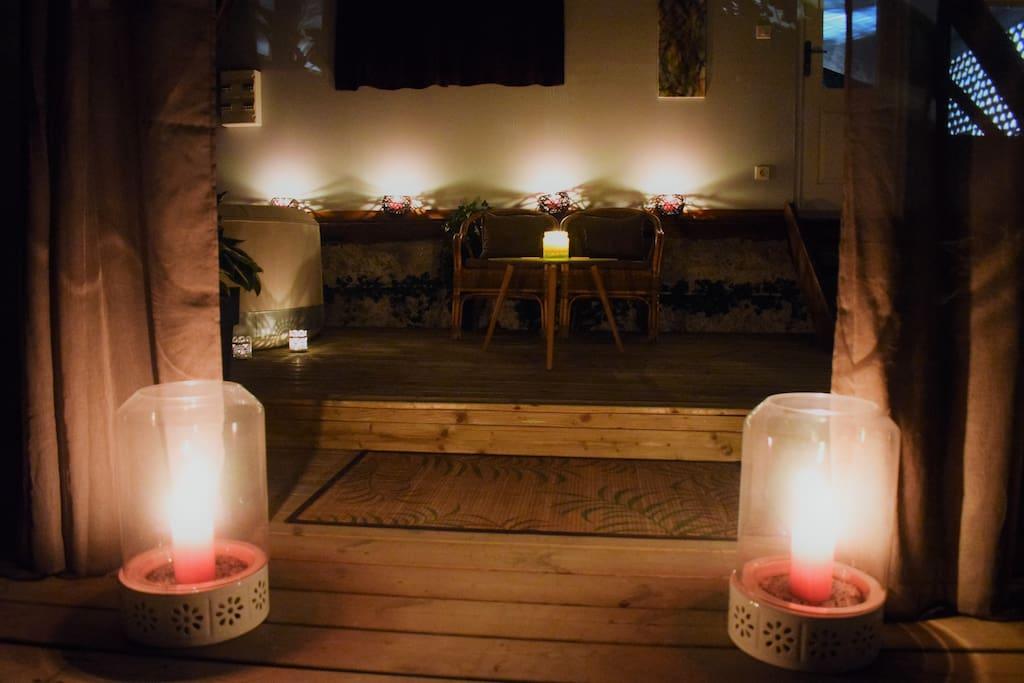 Magnifique chambre avec terrasse et jacuzzi priv Location chambre avec jacuzzi prive