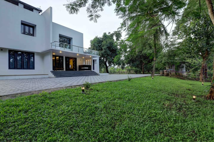 Premium waterfront Serviced Villa