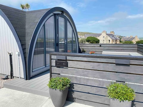 Orkney Lux Lodges - Brinkies retreat