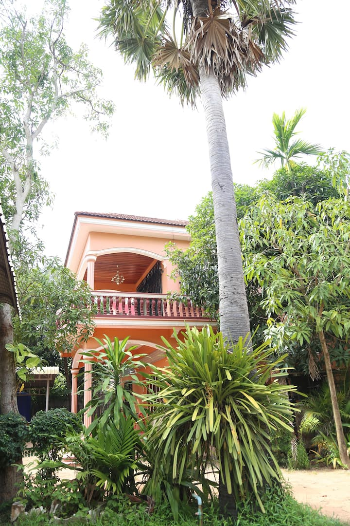 SiemReap Apartment HomeStay #4,2nights free pickup