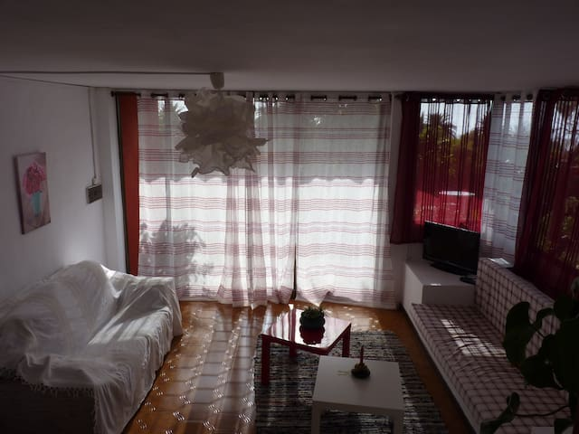 1 double bedroom apartment & garden - Los Llanos - Pis
