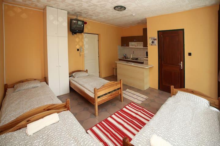 No: 1 apartman (4 beds) Guesthouse Csillagtúra - Eger - Dům