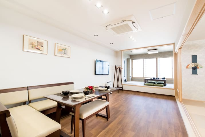Deluxe large room area 90㎡/Nipponbashi Station/8#
