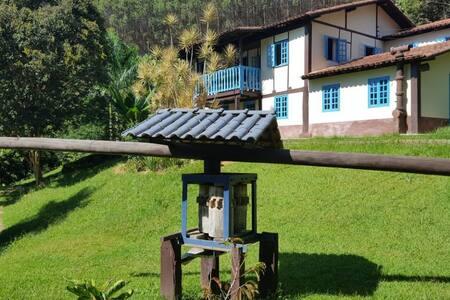 Casa Colonial, Sítio Cantinho do Céu. Santa Teresa