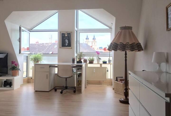 Schönes, helles Apartment im Herzen von Bayreuth