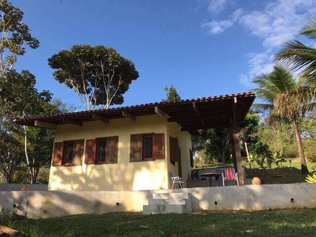 Casa na Mata Atlântica - Refúgio Piscusisay