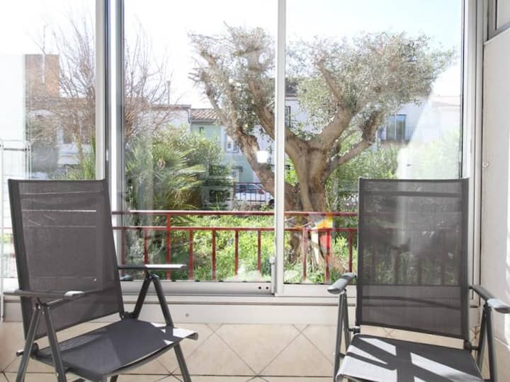Appartement T1 - RESIDENCE L'EDELWEISS - FR-1-553-129