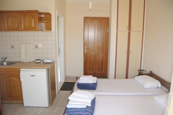 Nonika's Apartment Studio 1