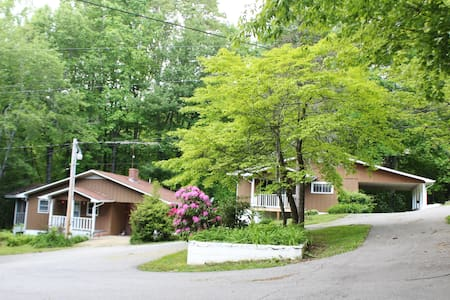 Parrish Mountain Retreat  Cottage Rental  #3 - Linville Falls