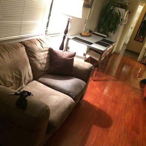 Superbowl weekend rental - San Bruno - Apartment