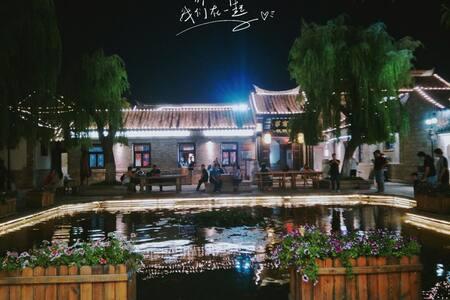 旅行之温馨小家#大明湖畔,济南多景区步行可达,交通便捷,各火车站直达。性价比超高!