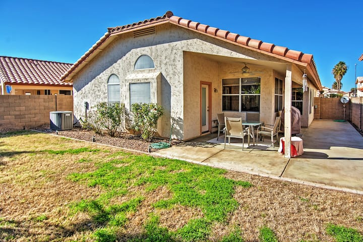 Peoria Family Home w/Grill, 5Mi to Spring Training