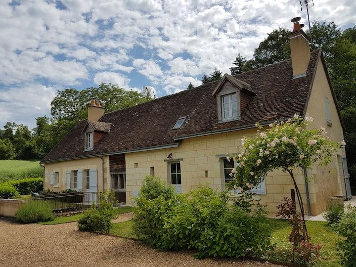 Moulin de charme en Touraine 6 pers