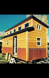A tiny house without the blog. - Bozeman