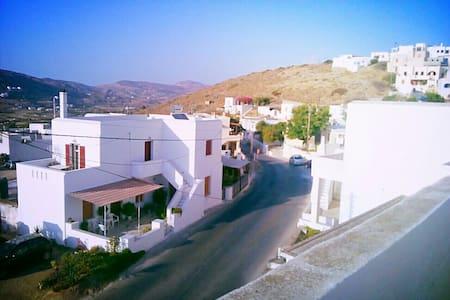 Cozy Room in Galanado of Naxos - Naxos - Apartamento