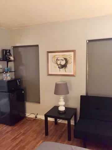 Habanero bedroom