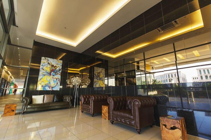 Kuching Strategy New Vivacity Jazz 1 Cozy Home  12