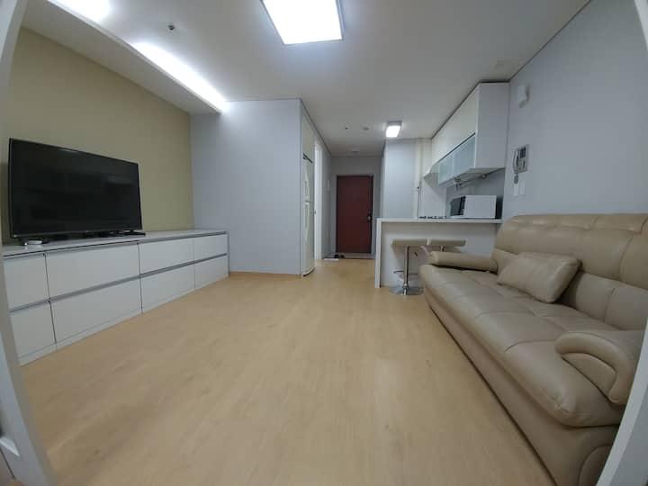 잠실역 10번출구 200미터 아파트(17층)