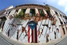 Structure Old san Juan