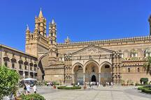 la cattedrale dista 4 minuti a piedi