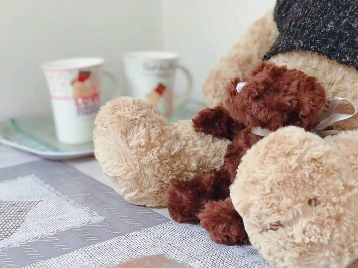 Walk 3mins to Metro TeddyBear private room 12m2 3P