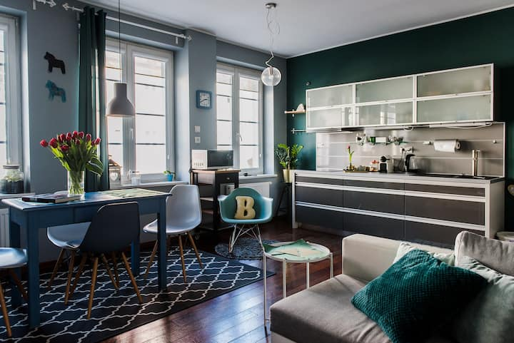Apartment Bosko on Ogarna street