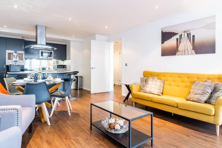 Le Reposant Apartment | ExCeL Centre | O2 Arena