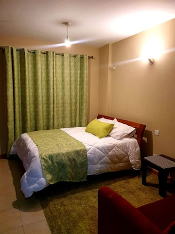 Nairobi west elegant studio apartment