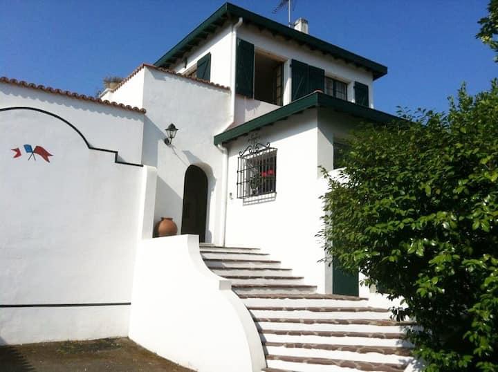 Beautiful Basque House