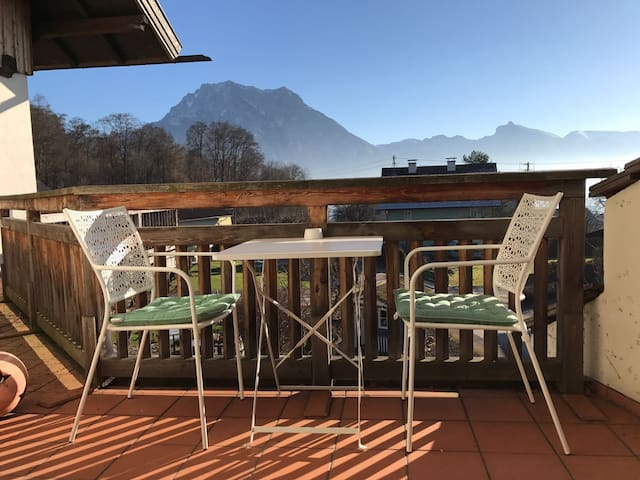 Lakeview - duplex room with balcony - Altmünster am Traunsee