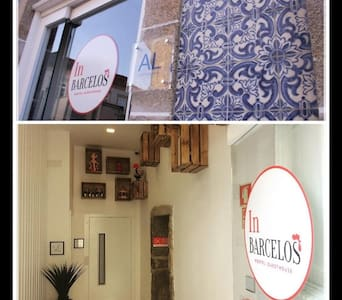 In Barcelos Hostel & Guest House - Dormitório Masculino