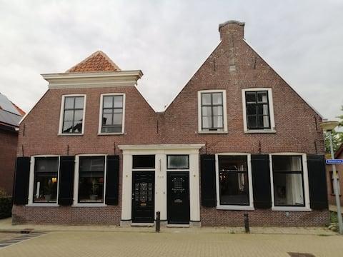 Historische stadsboerderij  Cleijn Steenlershof