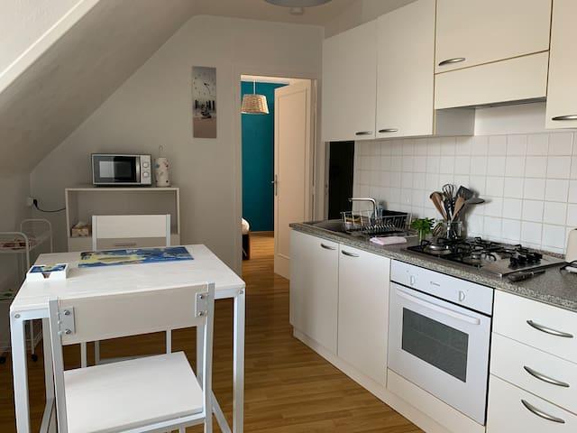 Appartement Cancale rue du port