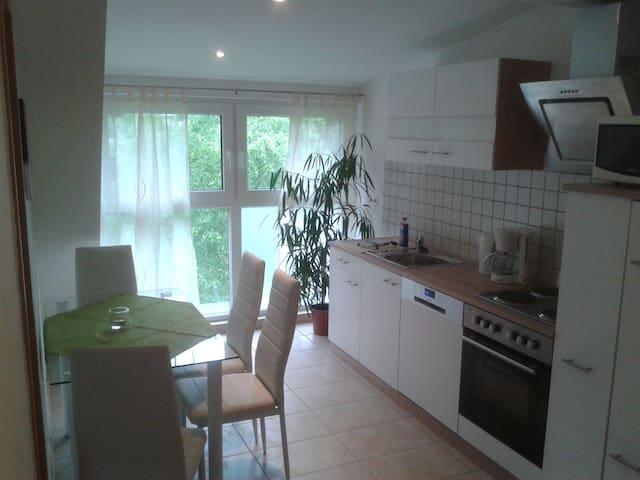 Klein aber fein, Nah an Bexbach/Neunkirchen - Neunkirchen - Apartemen